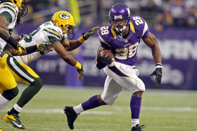 Vikings vs. Packers: How Green Bay Can Slow Down Adrian Peterson