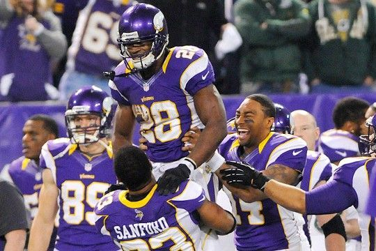 NFL MVP: How Peterson's Performance vs. Packers Propelled Him to Outright MVP