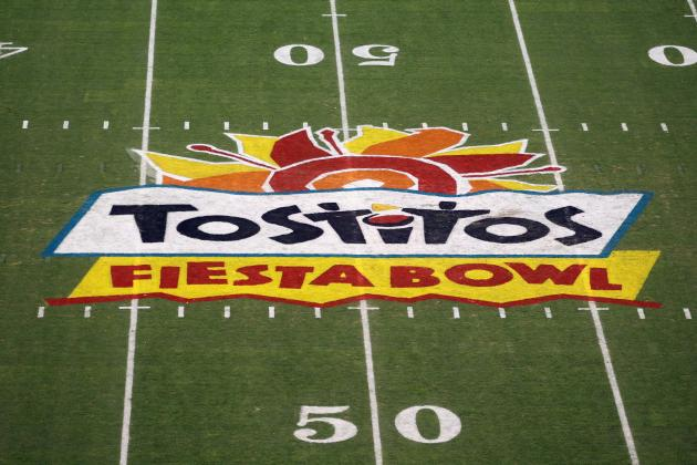 Tostitos Fiesta Bowl 2012: When and Where to Watch Oregon vs. Kansas State