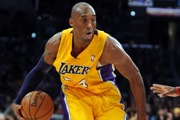 Kobe: This Season 'Best I've Played in a While'