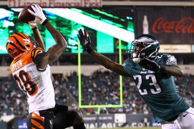 2012-13 NFL Playoffs: Wild-Card-Round Fantasy Football Wide Receiver Rankings
