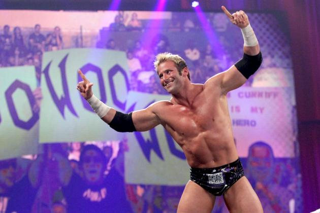Zack Ryder's Slide Down in WWE Did Not Have to Happen