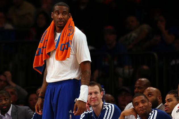 Should We Start Worrying About the Knicks?