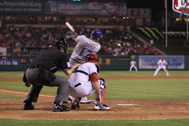 Texas Rangers Need to Let Nelson Cruz Walk Following the 2013 Season