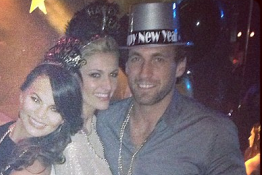 Erin Andrews Spent NYE With NHL Player Jarret Stoll