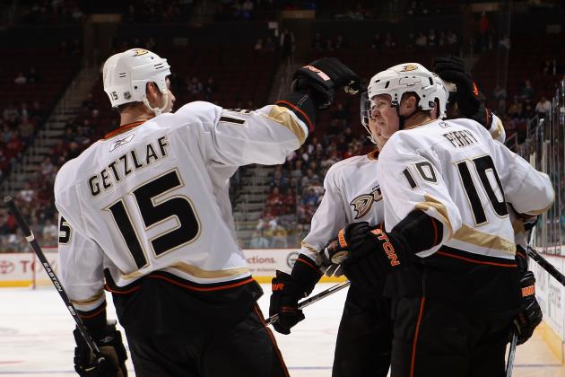 Anaheim Ducks: Will Ryan Getzlaf and Corey Perry Bounce Back in 2013?