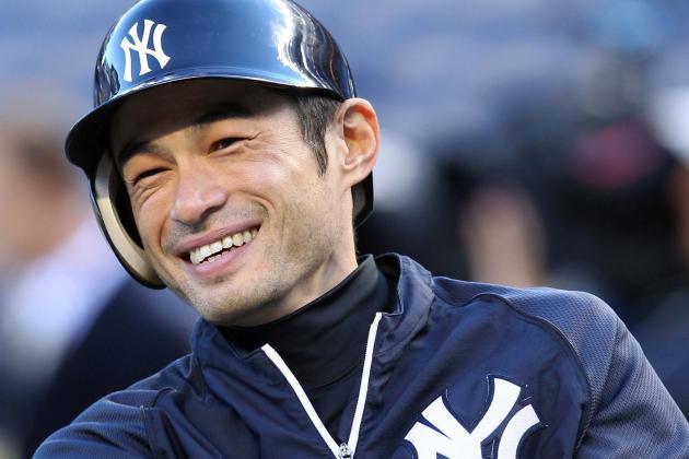 Which Ichiro Suzuki Will Show Up in 2013?