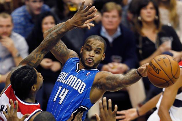 Jameer Nelson Expects to Play for the Magic Against the Bulls Tonight