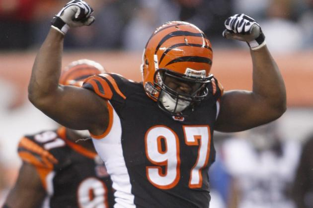 Atkins Leads Bengals' Rush 'D' into Playoffs