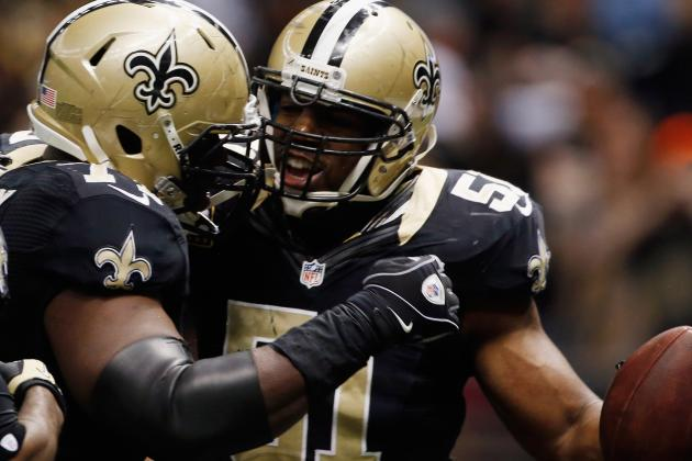 Jonathan Vilma Takes Issue with Steve Spagnuolo Report: 'We're Not the Jets'