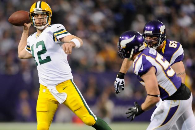 2012 NFC Wild Card Picks: Packers over Vikings