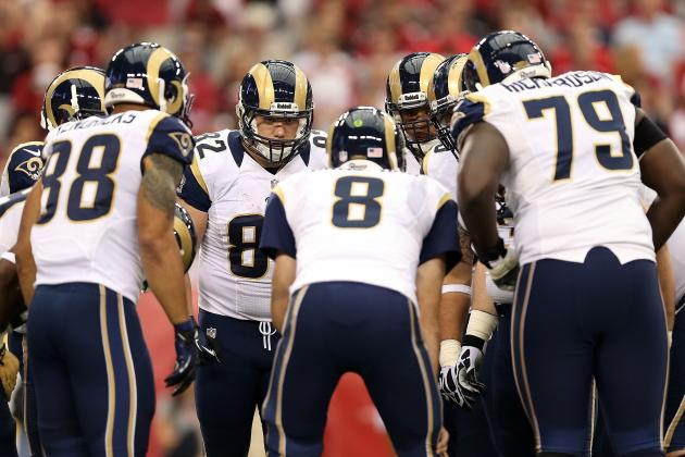 Where Exactly Did It Go Wrong for the St. Louis Rams in 2012?