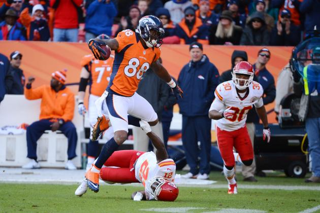 2013 NFL Playoffs: What Is the Most Favorable Divisional Game for the Broncos?