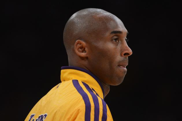 Kobe Bryant Discusses Old Lakers, Team Struggles with ESPN's Colin Cowherd