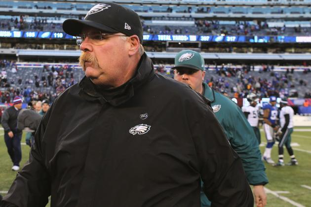 Philadelphia Eagles Bid Fine Feathered Farewell to Andy Reid