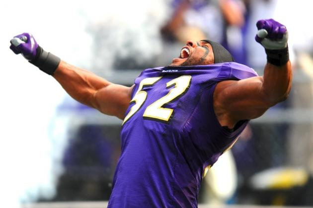 The Best of Ray Lewis