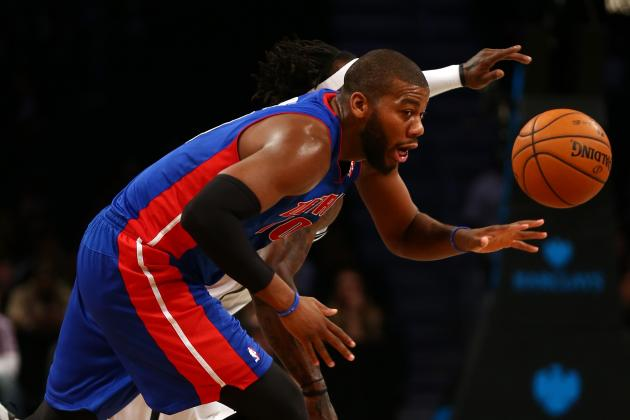 Pistons' Greg Monroe, Kings' DeMarcus Cousins Linked by Draft History
