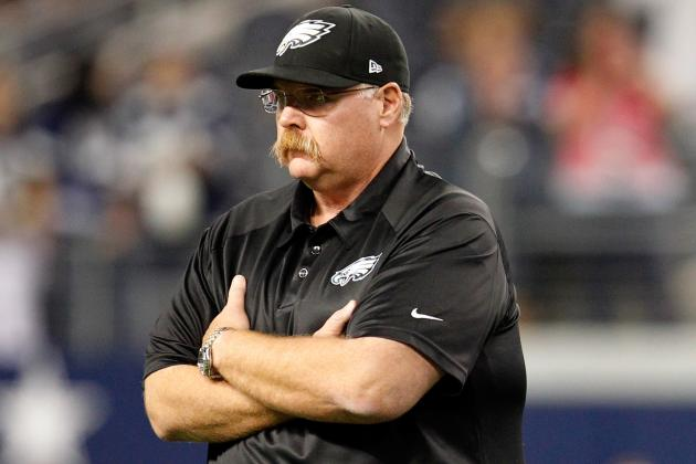 Andy Reid Pursuit Makes Sense in K.C.