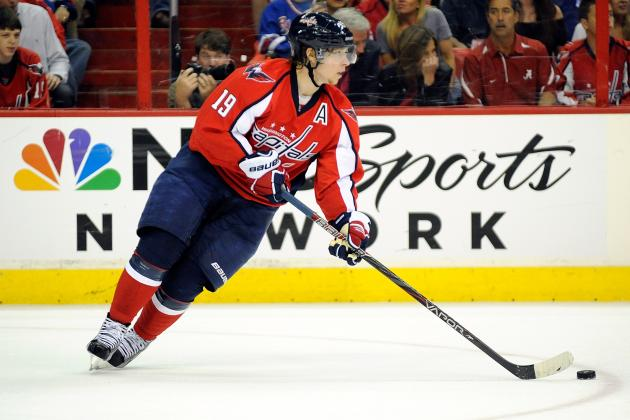 Nicklas Backstrom Injury: Capitals Center Suffering from Neck Bruise in KHL