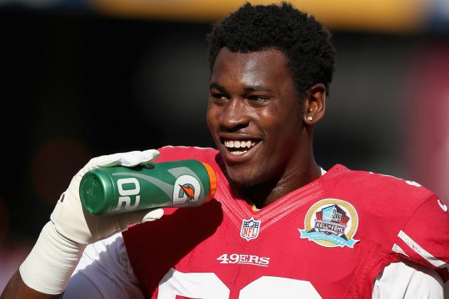 Harbaugh: Fatigue Part of Aldon Smith's Sack-Less Streak