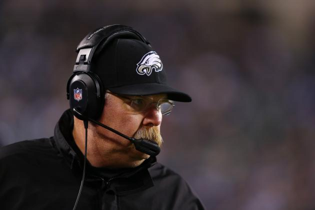 Andy Reid Will Interview with the Chiefs in Philly  and Other AFC West News