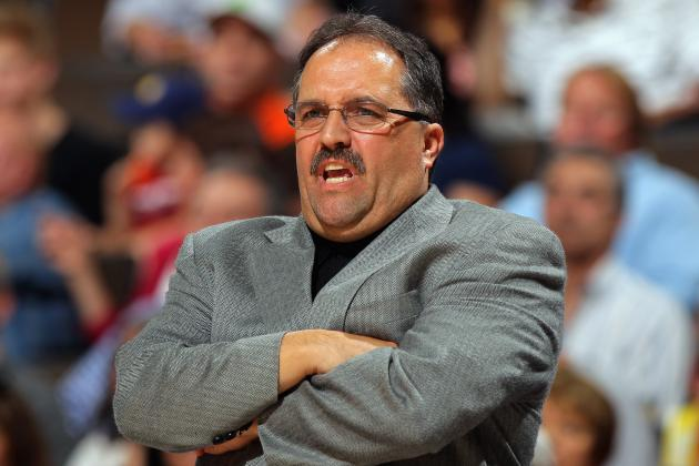 Stan Van Gundy: Wizards Have No One to Build Around