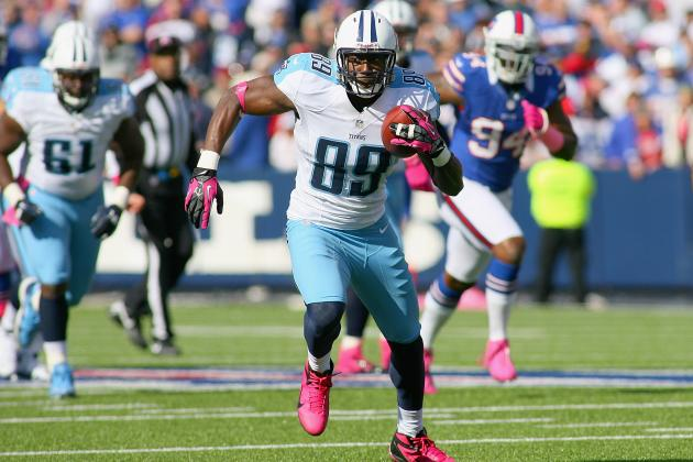 Titans' Free Agents Enter Time of Uncertainty