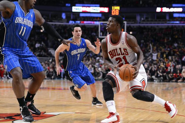 Gameday Preview: Chicago Bulls at Orlando Magic