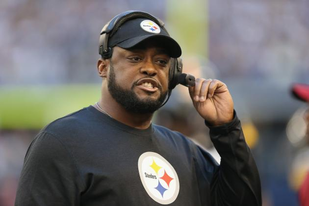 Tomlin: Stilted Offense Was Steelers' 'Achilles' Heel'