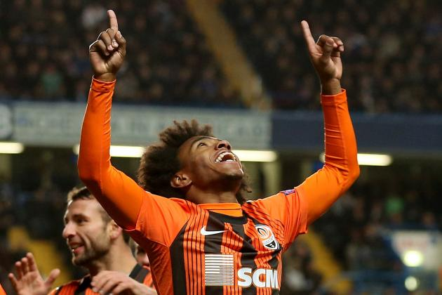 Tottenham: How Shakhtar Winger Willian Fits into Andre Villas-Boas' Plans