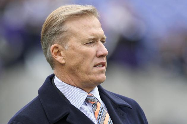 Broncos' John Elway Denies Chargers' Request to Talk to Matt Russell