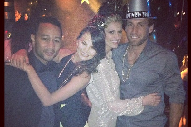 Erin Andrews' Instagram Picture with Kings' Jarret Stoll Fuels Dating Rumors