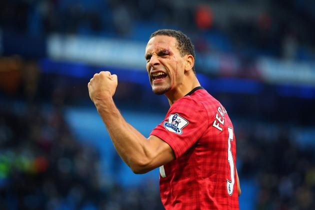 How Rio Ferdinand Was Confronted by 'United Boys' Gang