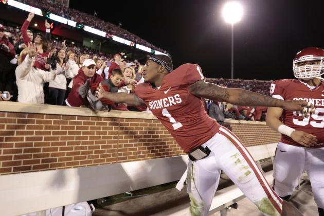 Video: Oklahoma Safety Tony Jefferson