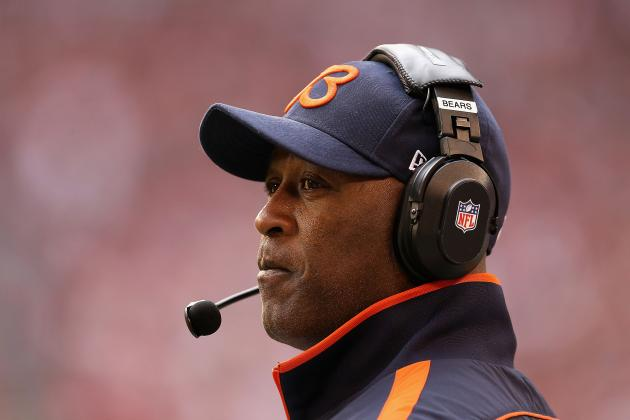 Lovie Smith Makes the Most Sense of Any Candidate as Buffalo Bills Head Coach