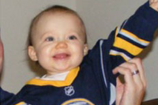 Sabres to Welcome Newborns with Team Blanket, Certificate
