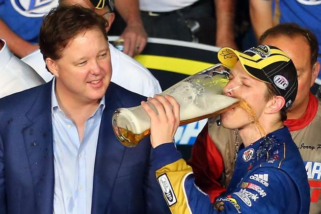 NASCAR Gets $70 Million in Fiscal Cliff Deal
