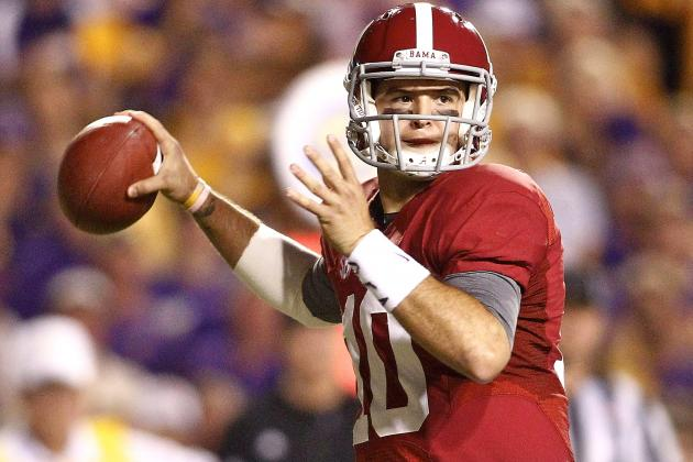 Alabama vs. Notre Dame: Breaking Down Quarterback Battle in Championship Game