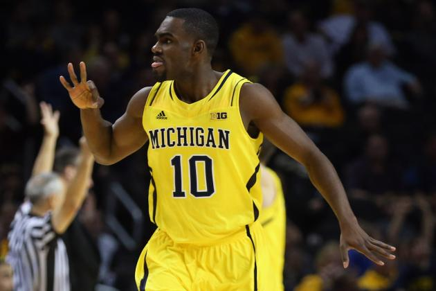 Hardaway Jr. Still Questionable for B1G Opener