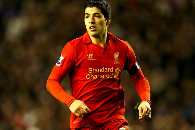 Liverpool 3-0 Sunderland: Two More for Suarez in Reds Easy Win