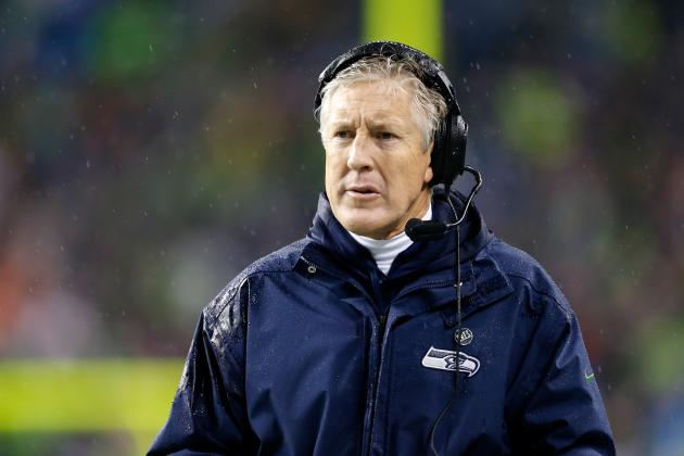 Brick by Brick: How Pete Carroll Built the Seahawks