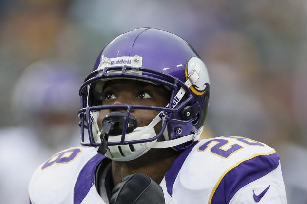 Adrian Peterson...Kick Returner?