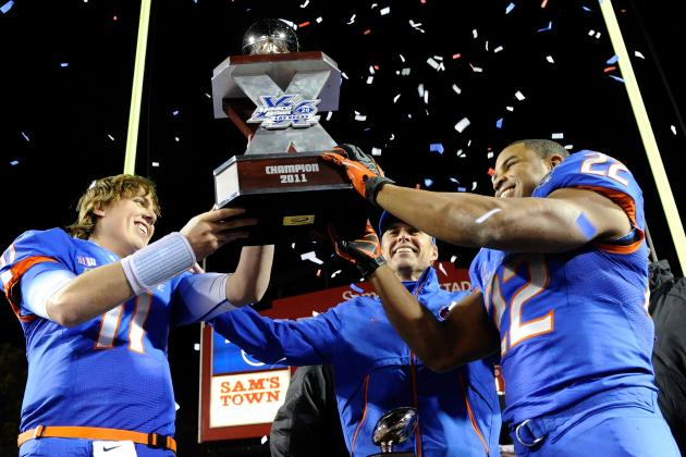 Future BCS Appearances Would Be Windfall for Boise State
