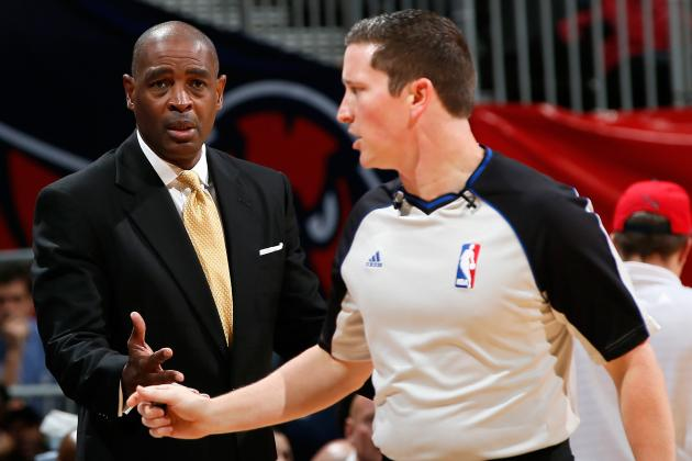 Larry Drew, Vinny Del Negro Named NBA Coaches of Month for December