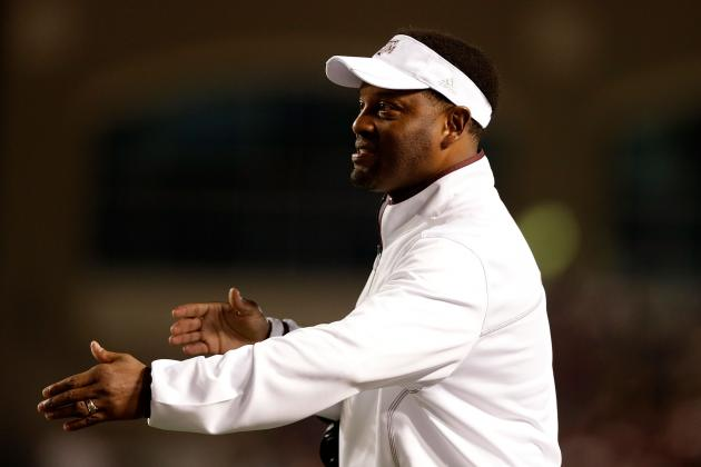With Cotton Bowl Looming, Sumlin in No Rush to Hire Coordinator