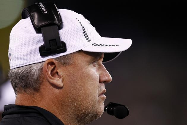 Rex Ryan Leaves New Jersey as Jets Ponder Next Move