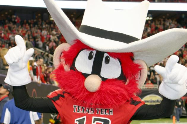 Raider Red Wins National Mascot of the Year