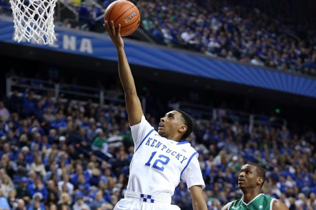 Ryan Harrow Figuring Out Way to Take Place in Calipari's Point Guard Pantheon