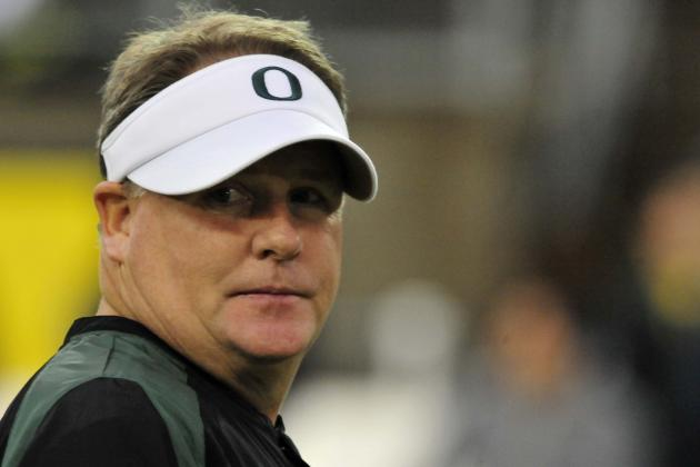 Oregon Coach Chip Kelly Talks K-State, Bill Snyder