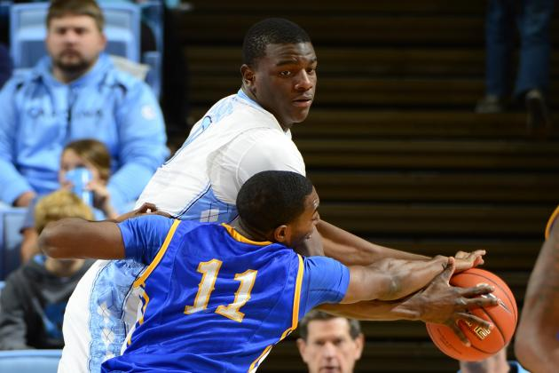 UNC Basketball: Joel James Improvement Is Vital